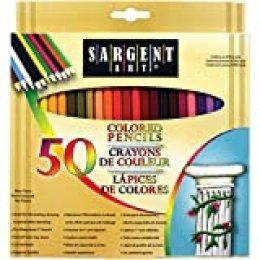 Sargent Art - Lápices de colores