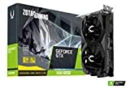 ZOTAC Gaming GeForce GTX - Tarjeta  gráfica (GeForce GTX 1660 Super Twin Fan,  6 GB GDDR5, 192-bit, 1785 MHz, 8 Gbps, PCI Express 3.0)