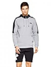 Under Armour Microthread Fleece 1/2 Zip - Parte Superior del Calentamiento Hombre