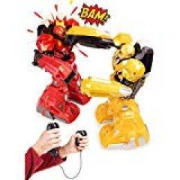 Juguetrónica - Robofighter Game, Robots de combate - Pack de 2 Robots - (JUG0119)