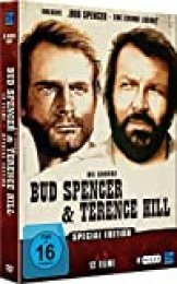 Bud Spencer & Terence Hill Special Edition (5 Disc Set) [Alemania] [DVD]