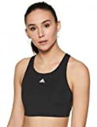 adidas ULT Alpha Bra Sujetador de Deporte, Mujer, Black, XS