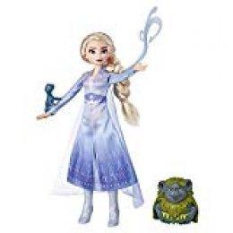 Disney FRZ 2 Fd Elsa Pabbie Salamandra