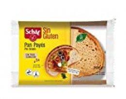 Dr. Schar - Pan payés de trigo sarraceno SIN GLUTEN - 240 gr