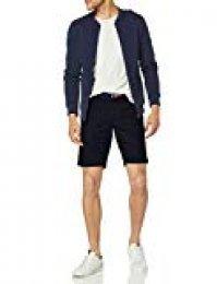 Tommy Hilfiger Brooklyn Short Light Twill Belt Pantalones Cortos, Azul (Sky CAPTAIN403), W30 (Talla del Fabricante: NI30) para Hombre