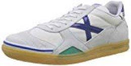 Munich Gresca 80 00, Zapatillas de Deporte para Hombre, Blanco (Blanco 000), 40 EU