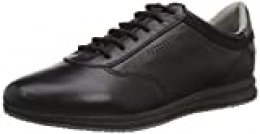 Geox D Avery C, Zapatillas para Mujer, Negro (Black C9999), 35 EU