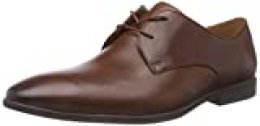 Clarks Bampton Walk, Zapatos de Cordones Derby para Hombre