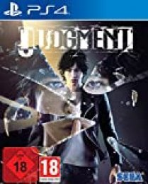 Judgment - PlayStation 4 [Importación alemana]