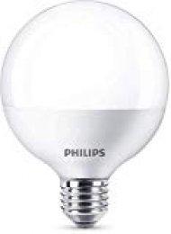 Philips Lighting Bombilla  LED Globo casquillo E27, 16.5 W equivalentes a 100 W, luz blanca cálida, 1521 lúmenes