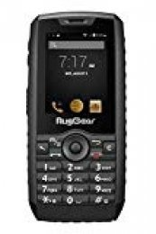 RugGear RG160 teléfono móvil resistente y impermeable - doble SIM