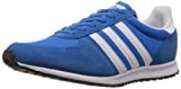 adidas Originals Adistar Racer - Zapatillas para Mujer, Color Azul (Bright Blue/FTWR White/Core Black), Talla 36
