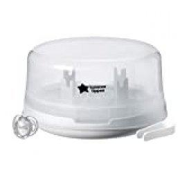 Tommee Tippee 42361081 - Esterilizar con vapor en el microondas