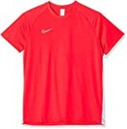 NIKE M Nk Dry Acdmy Top SS Camiseta, Hombre, Racer Pink/Burgundy Ash/Burgundy Ash, XS