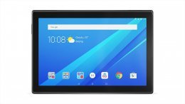 "Lenovo TAB4 10 - Tablet DE 10.1"" IPS HD (Qualcomm Snapdragon 425, 2 GB de RAM, 16 GB de eMCP, Camara Frontal de 5 MP, Sistema operativo Android 7.1.1,WiFi + Bluetooth 4.0) Color Negro"