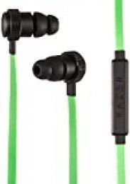Razer Hammerhead Pro V2 Negro, Verde Intraaural Dentro de oído Auricular - Auriculares (Intraaural, Dentro de oído, Alámbrico, 20-20000 Hz, 1,3 m, Negro, Verde)