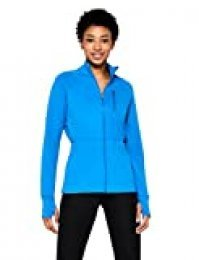 Marca Amazon - AURIQUE Chaqueta Running Mujer