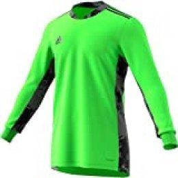 adidas Adipro 20 Gk L Camiseta de Manga Larga, Hombre, Signal Green/Black, S