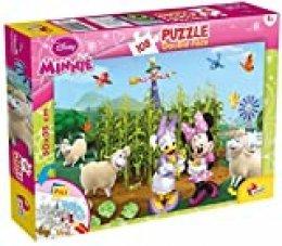 Puzzle dwustronne plus Minnie 108