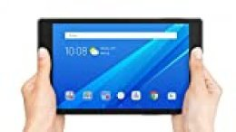 "Lenovo TAB4 8 - Tablet de 8"" HD/IPS (Qualcomm Snapdragon 425, 2GB de RAM, 16GB de eMCP, Android 7.1, Wifi + Bluetooth 4.0), Color negro"