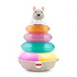 Fisher-Price Llama Linkimals, Juguete interactivo bebés +9 meses (Mattel, GHY78) , color/modelo surtido