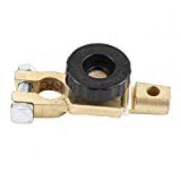Interruptor de aislamiento de desconexión, Interruptor de corte de la batería del automóvil universal Tipo de perilla Interruptor de aislamiento de desconexión (Black)