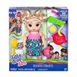 Hasbro - Baby Alive Muñeca, multicolor, 38 cm ( C0963105)