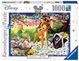 Disney - Puzzle, diseño Bambi, 1000 Piezas (Ravensburger 19677)