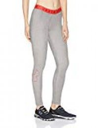 Under Armour Favorite GRPH Legging Logo Pantalones, Mujer
