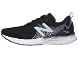 New Balance Fresh Foam Tempo m, Zapatillas de Running para Mujer, Negro (Black B), 37 EU