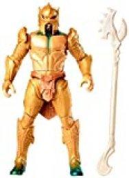 Justice League- Figura básica Atlantean Sldr Coche (Mattel FGG71)