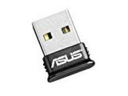 ASUS BT400 - Adaptador USB Bluetooth 4.0, con Tecnología BLE para Mando PS4, Mando Xbox One S, Auriculares, Altavoz, Teclado en ordenador de Windows 10, 8, 7, XP, Vista
