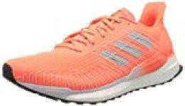 adidas Laufschuhe-eh3502, Zapatillas para Correr de Diferentes Deportes para Mujer, Sigcor/Dshgry/Gold MT, 35 EU