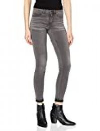 Only Onlroyal Reg SK Dnm Jeans Bj312 Noos Vaqueros Skinny, Gris (Dark Grey Denim Dark Grey Denim), W30/L32 para Mujer