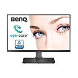 "BenQ EW2775ZH - Monitor para PC Desktop de 27"" Full HD (AMVA+, 4ms, HDMI, altavoces, Eye-care, Sensor Brillo Inteligente, Flicker-free, Low Blue Light), negro"
