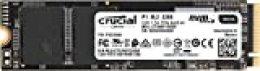 Crucial CT500P1SSD8 - Disco Duro sólido Interno SSD de 500 GB (3D NAND, NVMe, PCIe, M.2)