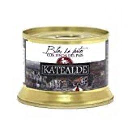 Katealde Bloc De Foie Gras De Pato Con Piñón Del País, 130 g