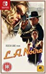 L.A. Noire - Nintendo Switch [Importación inglesa]
