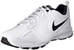 Nike T-Lite 11, Zapatillas de Cross Training para Hombre, Blanco (White/Black/Obsidian), 46 EU