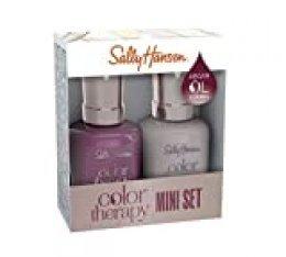Sally Hansen Color Therapy - Esmalte de uñas (2 unidades)