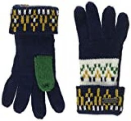 Pepe Jeans Trico Gloves Guantes, (Multi 0aa), Large para Niños
