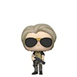 Funko Pop Movies: Terminator Dark Fate-Sarah Connor Figura Coleccionable, Multicolor (43502)
