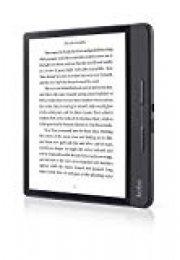 """Rakuten Kobo Forma - Lector de libros electrónicos con Pantalla táctil, 8 GB, Wifi, 1440 x 1920 píxeles, 3: 4, 20.3 cm (8 """"), Negro"""
