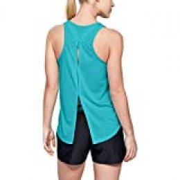 Under Armour Whisperlight Tie Back Tank - Tanque Mujer