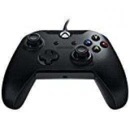 PDP - Mando Licenciado Nueva, Color Negro (Xbox One)