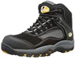 V-Tech Track Mens Safety Boots Black VS360