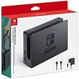 Nintendo - Dock Set con Base Switch, Adaptador De Corriente Y Cable HDMI Switch