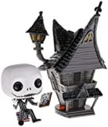 Pop! Figura De Vinil: Town: Nightmare Before Christmas - Jack - Jack's House