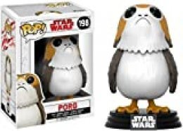 Funko - POP! Bobble Colección Star Wars - Figura Porg (14742) , color/modelo surtido