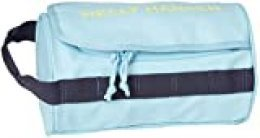 Helly Hansen HH Wash Bag 4 Neceser, Unisex Adulto, Glacier Blue/Graphite, STD